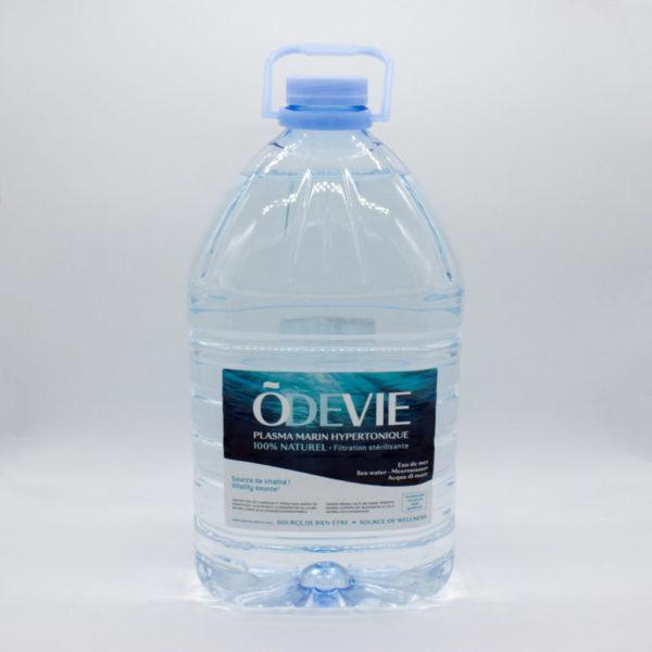 Les bienfaits de l'eau de Quinton pour la santé